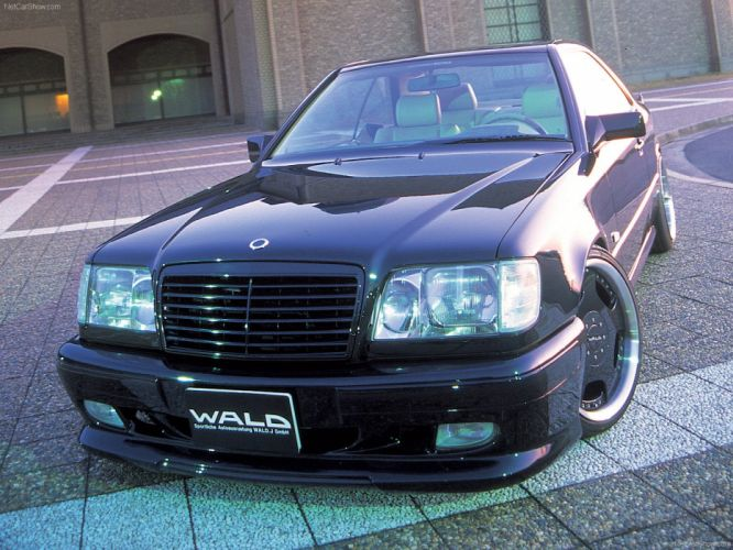 Wald-Mercedes-Benz W124 CE 1997 1600x1200 wallpaper 03 wallpaper
