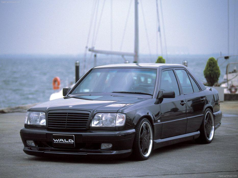 Wald-Mercedes-Benz W124 E 1997 1600x1200 wallpaper 02 wallpaper