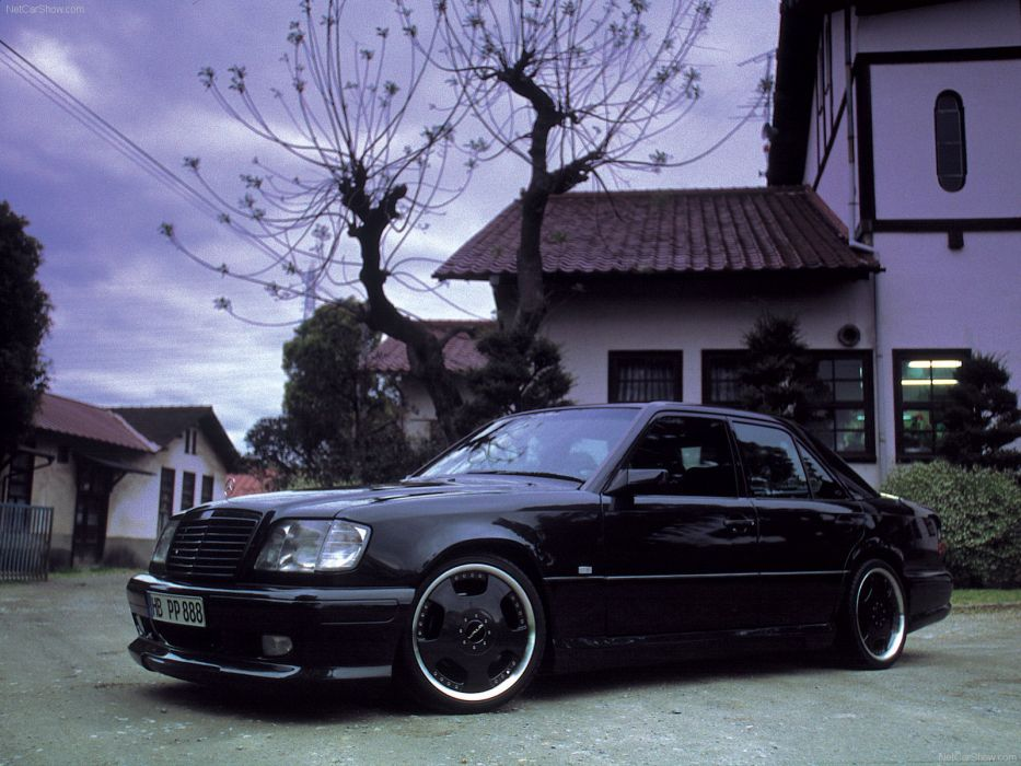 Wald-Mercedes-Benz W124 E 1997 1600x1200 wallpaper 03 wallpaper