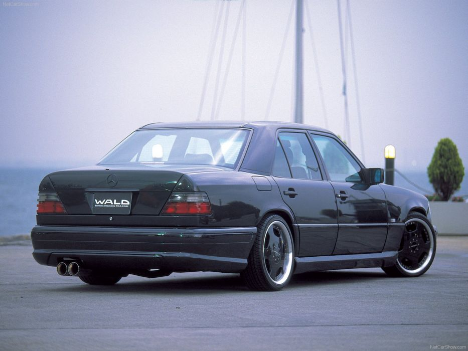 Wald-Mercedes-Benz W124 E 1997 1600x1200 wallpaper 06 wallpaper