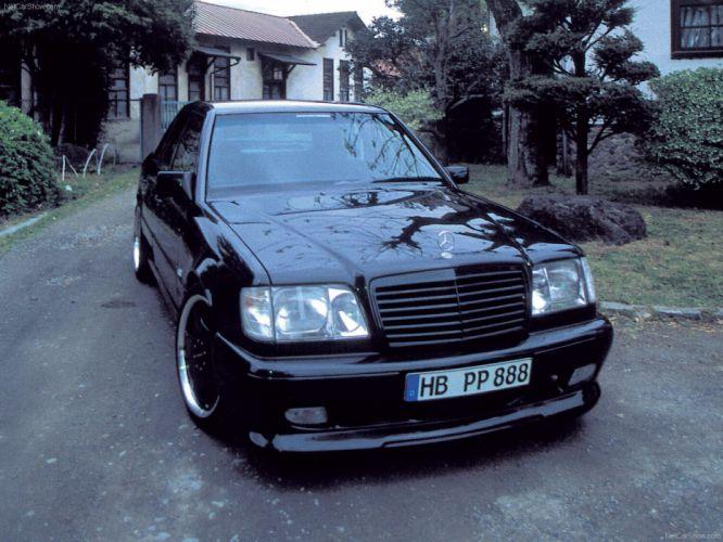 Wald-Mercedes-Benz W124 E 1997 1600x1200 wallpaper 04 wallpaper