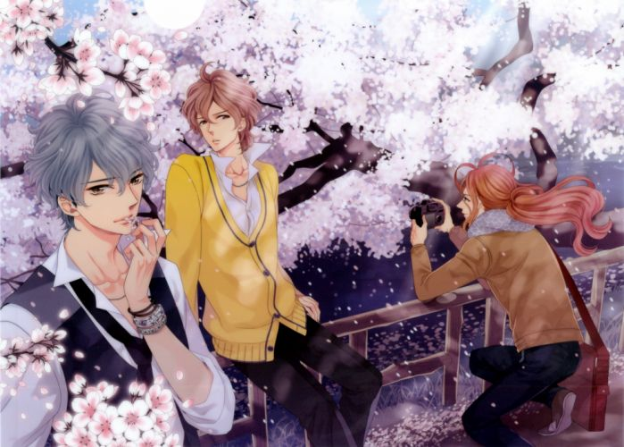 Brothers Conflict f wallpaper