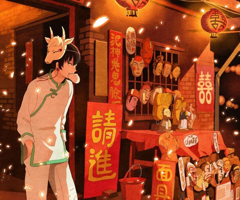 Hoozuki no Reitetsu Hakutaku       e wallpaper