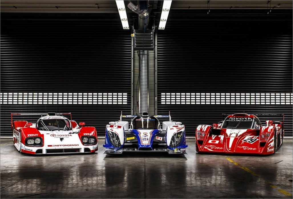 All three of Toyota's Le Mans contenders will be at the Goodwood Festival of Speed_ Toyota TS010 TS030 and TS020_ 1761x1200 wallpaper