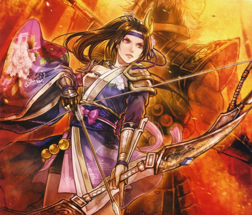 Sengoku Musou   r wallpaper