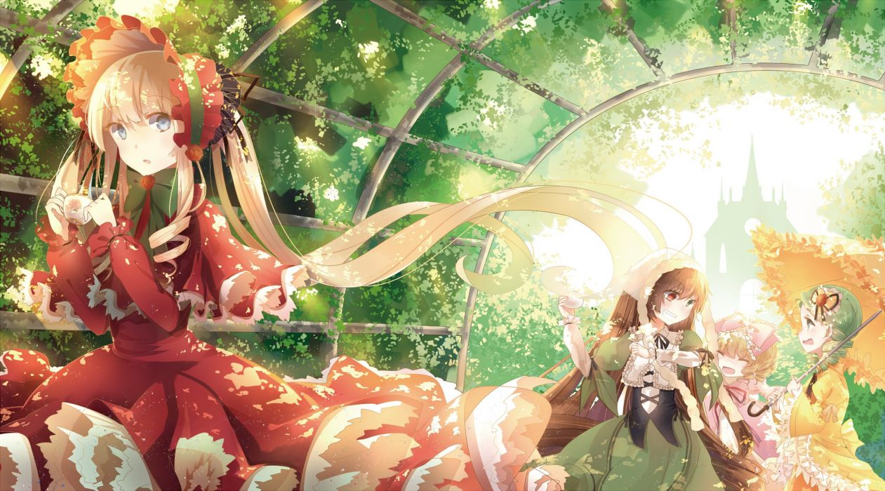 Rozen Maiden     f wallpaper