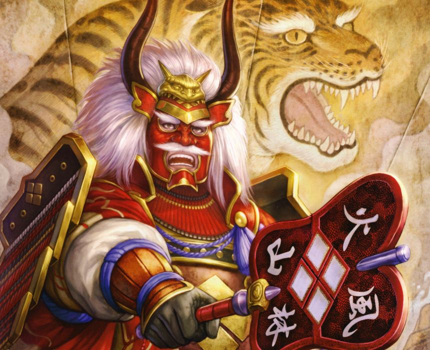 Sengoku Musou Takeda Shingen     y wallpaper