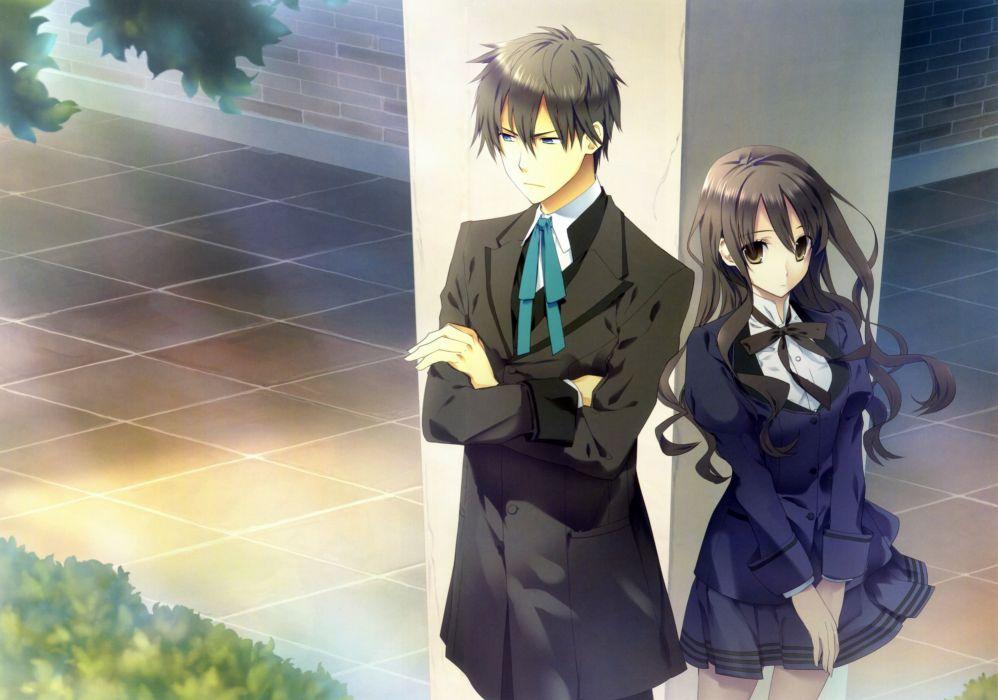 Shinigami to Shoujo r wallpaper