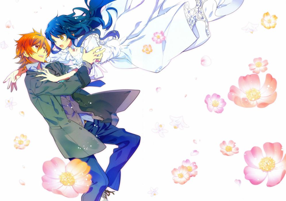 Shinigami to Shoujo    f wallpaper