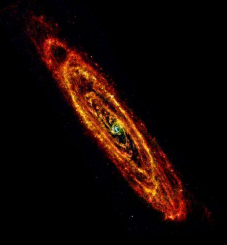 esa europe space Cool Andromeda wallpaper