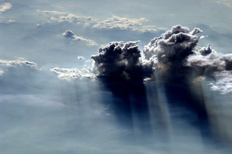 esa europe space Clouds wallpaper