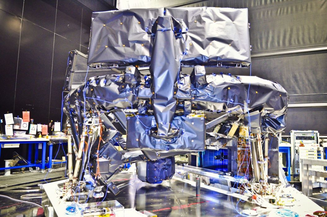 esa europe space Gaiaaeus instruments installed and ready for testing wallpaper
