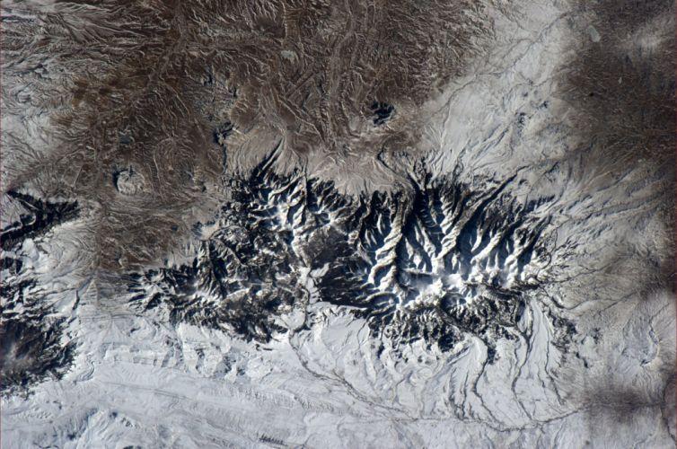 esa europe space Montana wallpaper