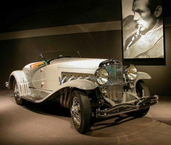 1935 Duesenberg SSJ LaGrande Roadster wallpaper