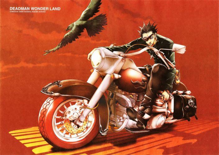 Deadman Wonderland wallpaper