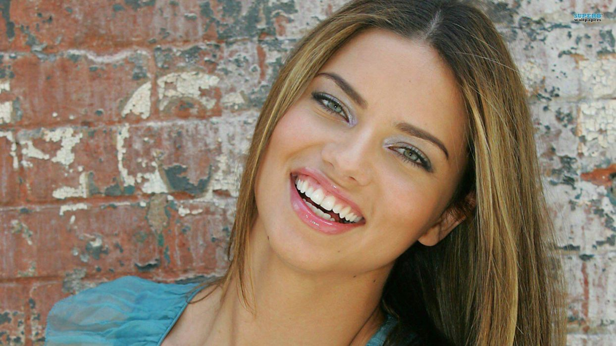 women Adriana Lima actress celebrity expressionism faces supermodels wallpaper