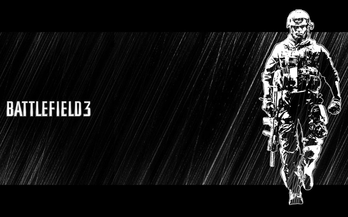 video games Battlefield 3 wallpaper