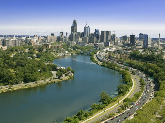 cityscapes Philadelphia cities wallpaper