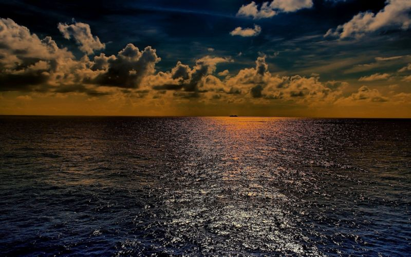 water clouds landscapes wallpaper