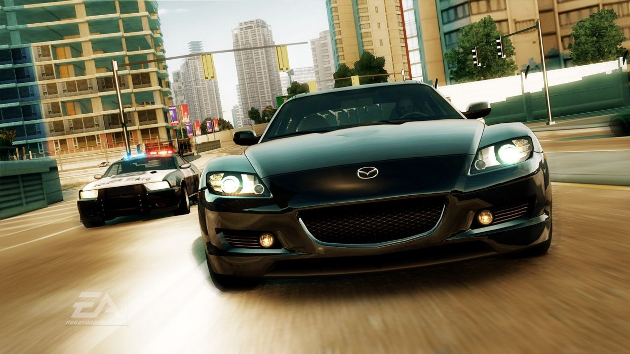 video games cars Need for Speed Need For Speed Undercover Mazda RX-8 games JDM Japanese domestic market pc games wallpaper