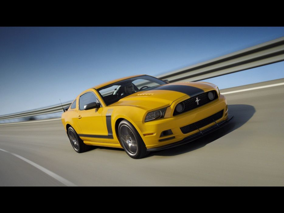 muscle cars front vehicles Ford Mustang Ford Mustang Boss 302 wallpaper