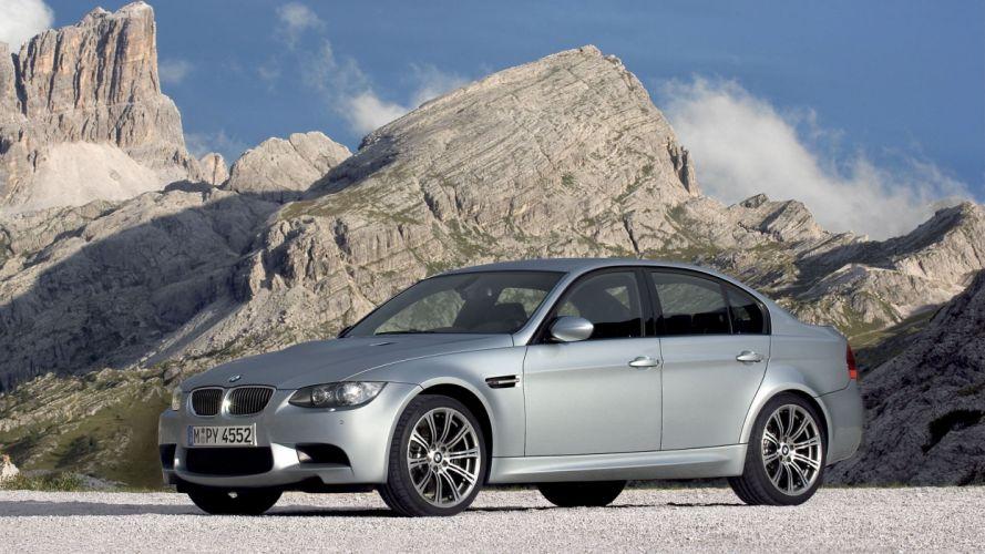 BMW cars vehicles wheels BMW 3 Series BMW E90 automobiles BMW 3 Sedan wallpaper