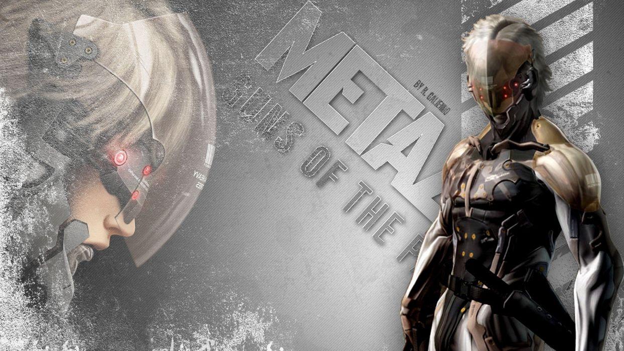 Metal Gear Solid Raiden Metal Gear Solid 4 Wallpaper 1920x1080