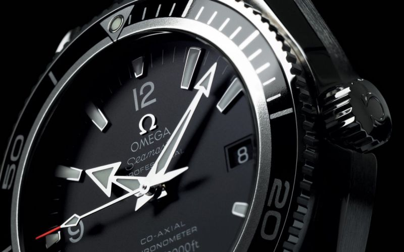 close-up watches Omega watches time wallpaper