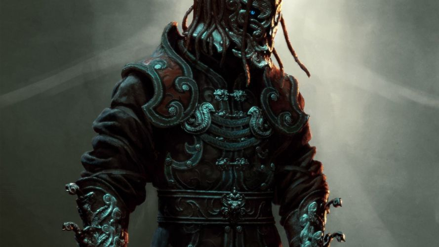 armor artwork wallpaper