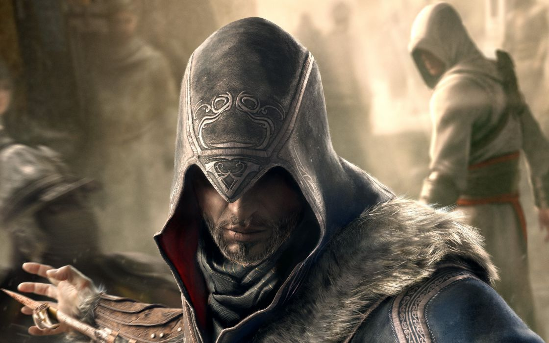 Ezio Assassins Creed Revelations Wallpaper 2560x1600