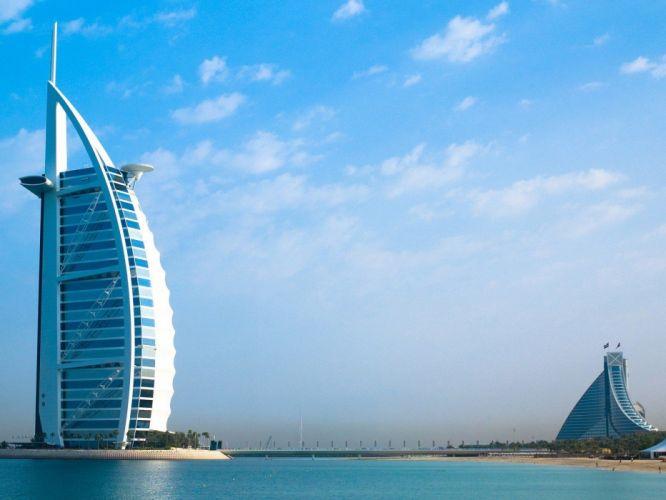 Dubai Burj Al Arab wallpaper