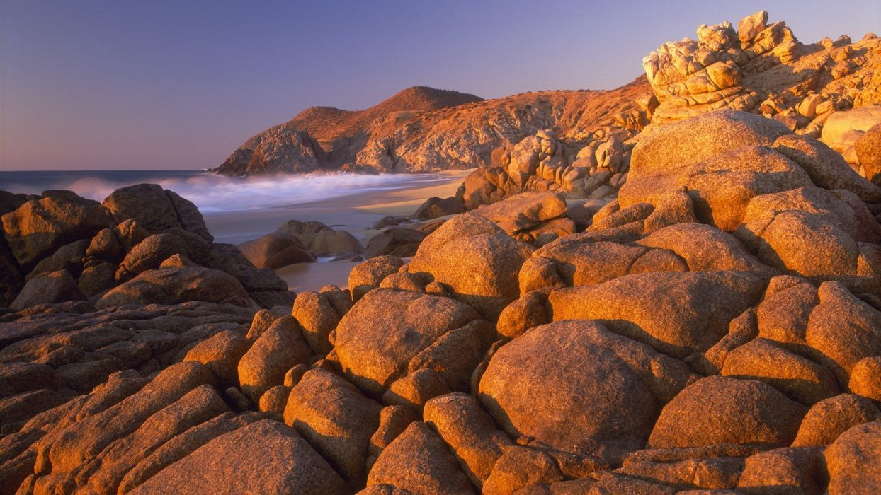 landscapes lucas Mexico playa wallpaper