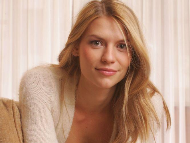 women eyes actress Claire Danes wallpaper