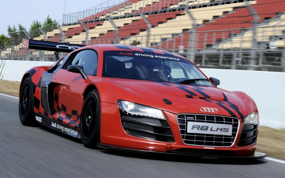 cars Audi sports cars Audi R8 LMS racing cars wallpaper