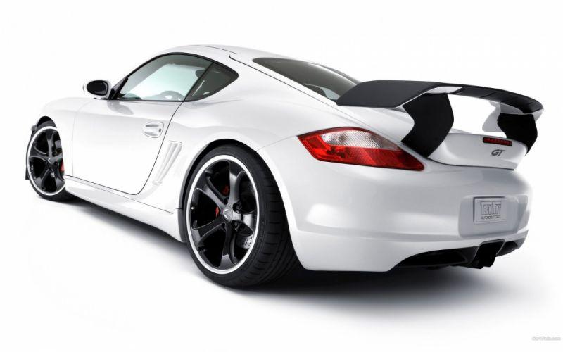 Porsche cars Porsche Cayman wallpaper