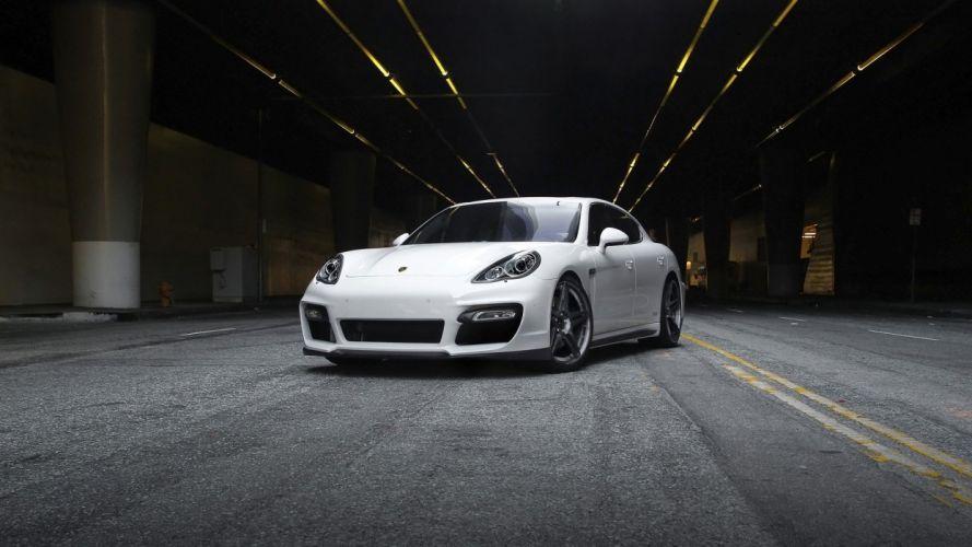 Porsche Porsche Panamera Vorsteiner wallpaper