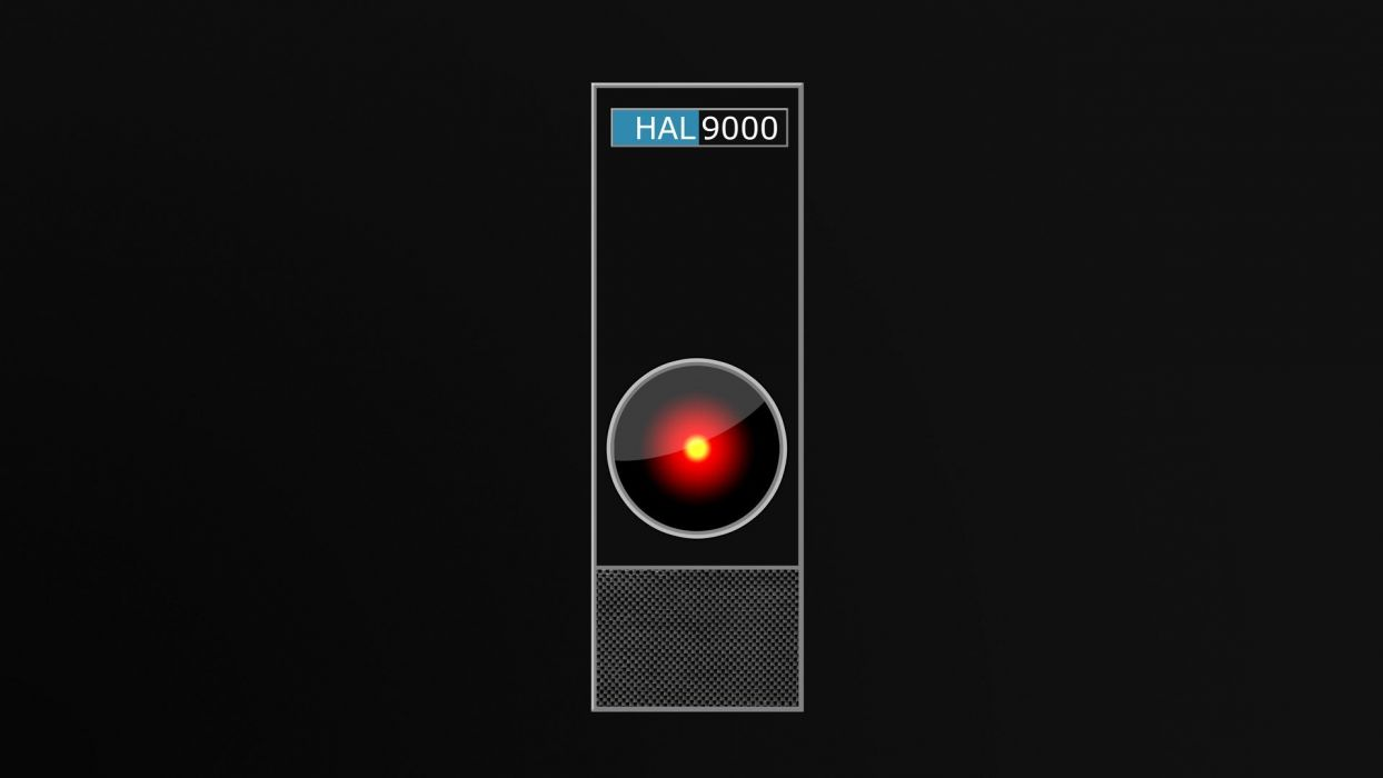 2001: A Space Odyssey HAL9000 Logic Memory Systems wallpaper