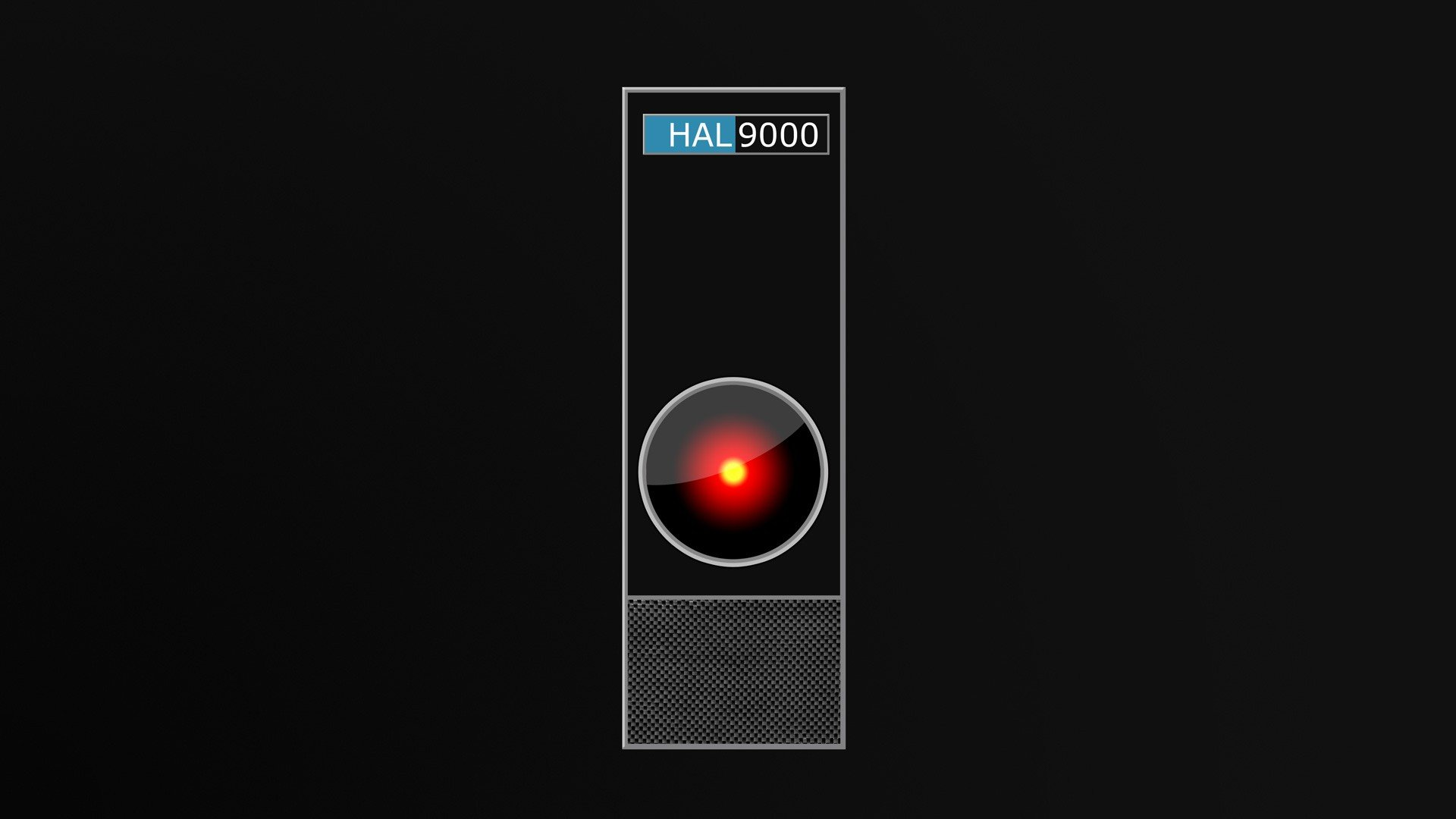 2001 A Space Odyssey Hal Wallpaper