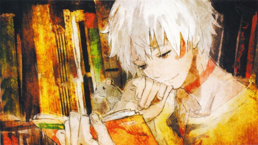 books anime anime boys mice No_ 6 Shion (No_6) wallpaper