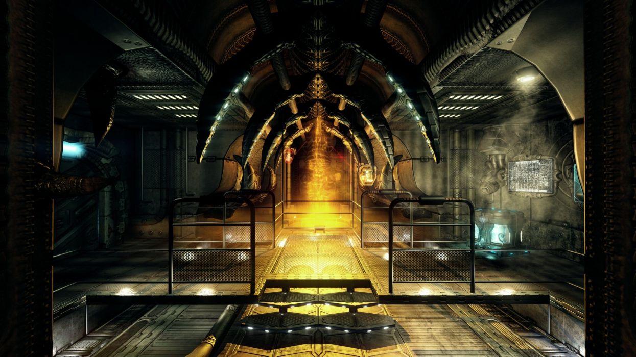 video games CGI wallpaper