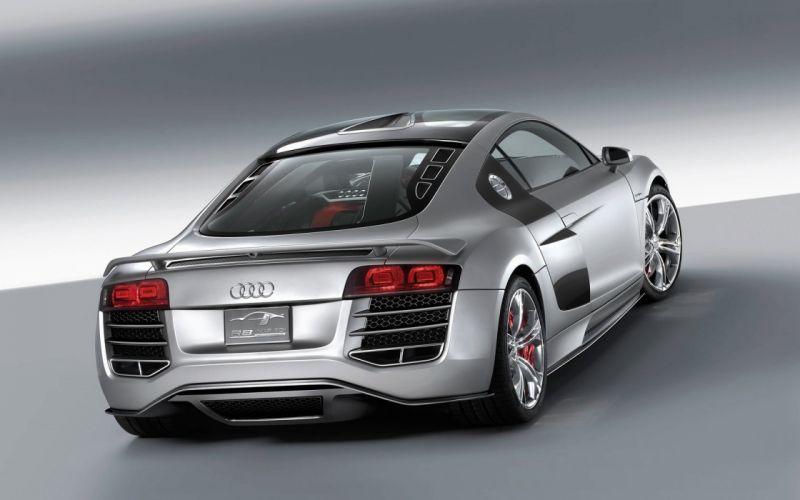 cars Audi Audi R8 V12 TDI wallpaper