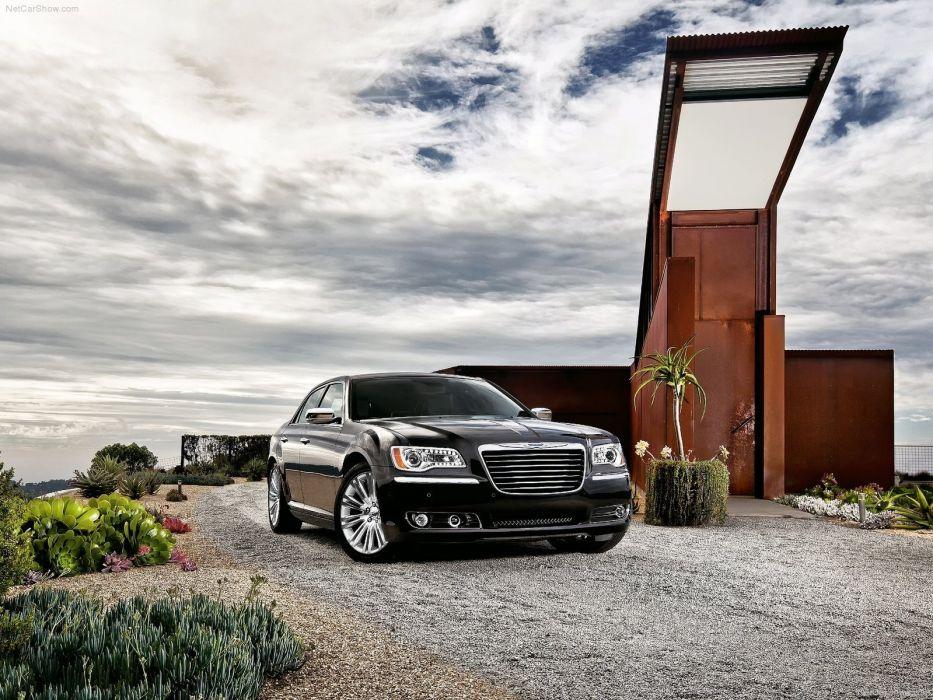 cars Chrysler Chrysler 300 wallpaper