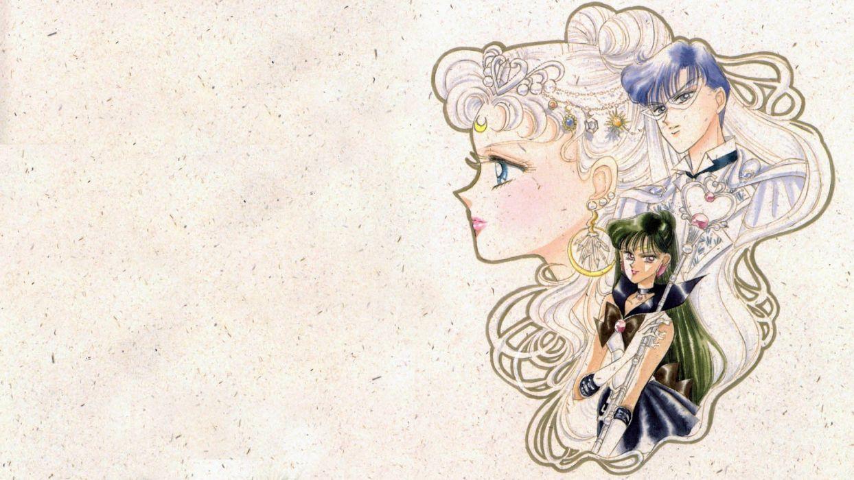 Sailor Moon Sailor Pluto wallpaper