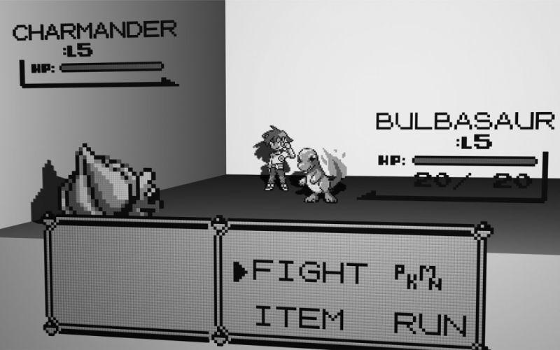 Pokemon video games wallpaper