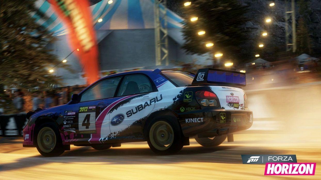 cars Forza Horizon auto wallpaper