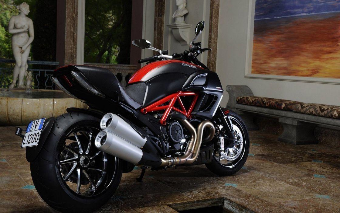 Ducati motorbikes wallpaper