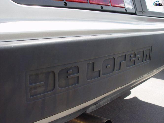 cars DeLorean automobile wallpaper