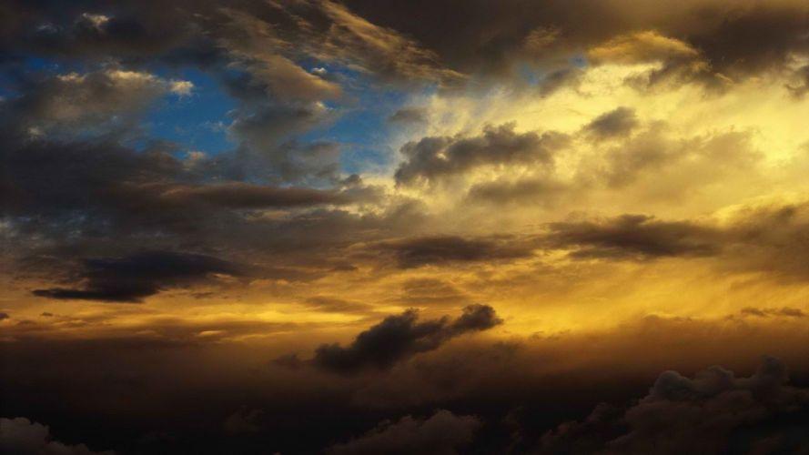 sunset Australia wallpaper