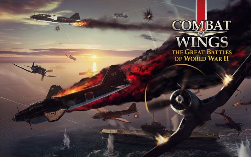 aircraft corsair Combat Wings wallpaper