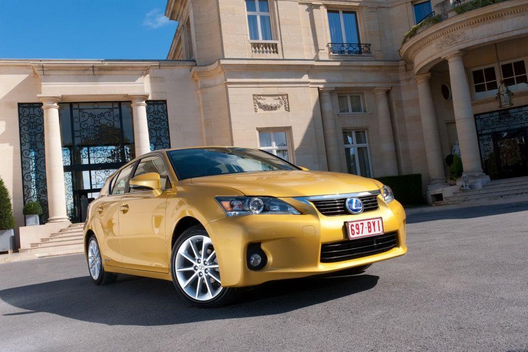 2011 Lexus CT 200h 005_JPG wallpaper